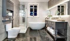 Image result for salle de bain classique
