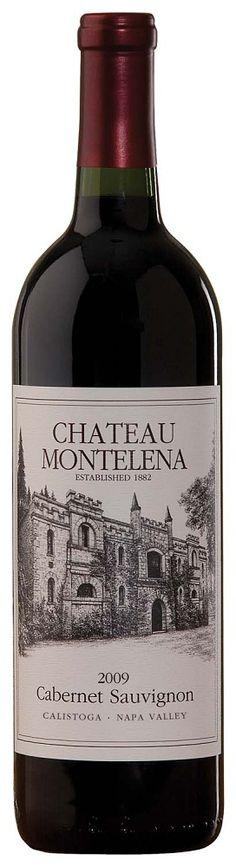 Château Montelena Cabernet Sauvignon Napa Valley 2010