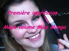 Première impression Mascara Méga Volume Miss Manga L'Oréal Toutes les infos sont en bas!   Abonnez-vous à ma chaîne, ça me ferait super plaisir!  ♡  Suivez-moi sur: FACEBOOK: http://www.facebook.com/mis...