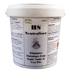 Order HS Neutraliser to Stop Septic Tank Bad Smell Problems