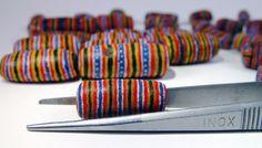 Kiffa cylinder beads