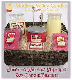 This great giveaway is Sponsored by Madison Valley Candle Hosted by Mom Does Reviews If you're looking for a gift that will really wow your mom this year, Madison Valley Candle's …