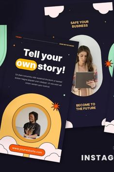 This pack saves your time to increase your follower or your costumer as a store and personal. We design them with catchy looks with using bold and thin typography. And All templates are easy to customize with well-organize file. This product size is compatible with all new device screen resolution.