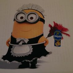#stickaminiononit @Chiquita Brands