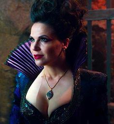 Lana Parrilla (Evil queen from Once Upon A Time)