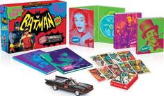 Batman - Warner Now Releases Their Official Press Release for the 1966 Adam West Series.  Coming to DVD on 11/14/2014