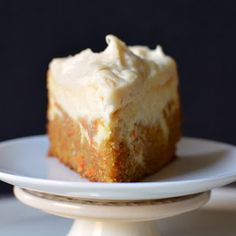 Carrot Cake Cheesecake - My Honeys Place ***EASTER***