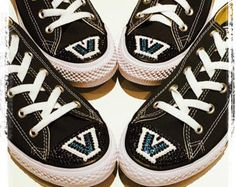 4ad8be74f89b 11 Best Swarovski Converse images