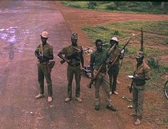 guerrillas from FRELIMO, equipped with RPG's and AK-47. This made a huge difference on the balance. In the first stage of the war, PT army ruled the sky and even the ground, despite ambushes. But, when guns and all sort of equipment start to arrive to the hand's of FRELIMO, PAIGC and FNLA, provided by Cuba , Russia, USA, France and other's, the table turned. we lost more them 10.000 men, but for the time, worst, we lost our pride as a once great nation. This is not a political statement,a…