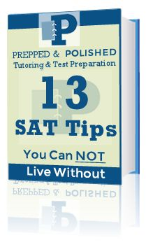 Advice on prepping for the SAT?