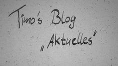 Home - Timo's Blog