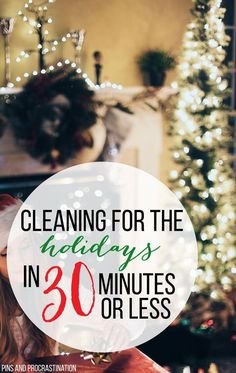 The holidays are coming fast! I always get nervous about having people in my home for the holidays. Especially at this busy time of year, things get messy and disorganized quickly. In my dream world I