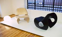 Moderne Möbel Kollektion von der Lononer Marke Made in Ratio  - #Möbel
