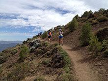 ROUTE TRAIL RUNNING