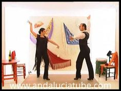 Aprende a bailar sevillanas. La cuarta. - http://www.feriadeabrilsevilla.com/aprende-a-bailar-sevillanas-la-cuarta/