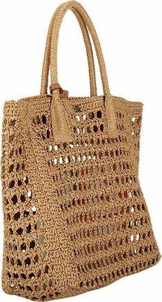 Crochet Skirts Diy Crochet Market Bag Knitted Bags Crochet Accessories Bago Bag Patterns Crochet Patterns Purses And Bags Crochet Tote, Crochet Handbags, Crochet Purses, Love Crochet, Diy Crochet, Crochet Summer Hats, Diy Sac, Craft Bags, Shopper Bag