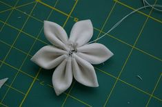 Our most popular posts are still the fabric flower tutorials, like the fabric rosette tutorial and the organza flower tutorial . I love tha...