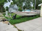 1978 checkmate boat project No reserve