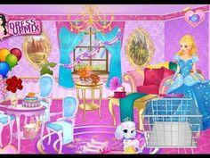 Disney Princess Birthday Party - Disney Princesses Games