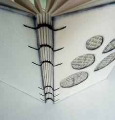 Leaf notebook | by Immaginacija Bindery