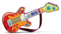 LeapFrog Touch Magic Rockin' Guitar & Learning Bus Review (sponsored)