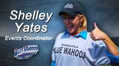 Shelley Yates joins the team as the Events Coordinator for all non-baseball related events