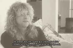 Steven talking about Duff