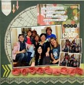 Connie Nichol's design based on our May 2013 Sketchy Challenge #sketch #layout #scrapbooking #scrapbook