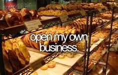 a bakery ...how perfect! =]