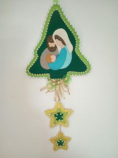 1 million+ Stunning Free Images to Use Anywhere Easy Christmas Ornaments, Nativity Ornaments, Felt Christmas Decorations, Nativity Crafts, Christmas Nativity, Felt Ornaments, Family Christmas, Christmas 2019, Christmas Sewing