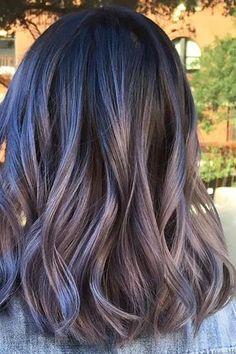 Denim hair color | Hair | Pinterest | Denim hair, Hair coloring ...