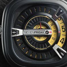 SevenFriday M2 Watch.
