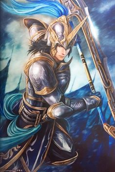 Dynasty Warriors, Warriors Game, Fantasy Character Design, Character Concept, Character Inspiration, Character Art, Samurai Art, Samurai Warrior, Fantasy Warrior