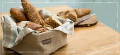 Bread basket, KItchen textile, holiday gifts