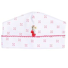 Magnolia Baby Strawberry Fields Embroidered Hat