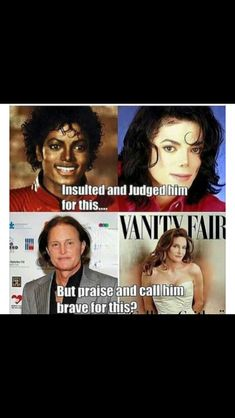 Idgaf what anyone says what Bruce did isn't acceptable! He waited until he's damn 70 to do that! RIP to the GOAT MJ!
