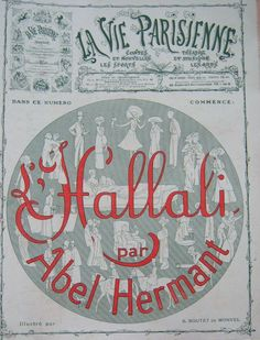La Vie Parisienne, 8 Octobre 1910. [Pinned 14-vii-2015]