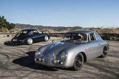 1959 Porsche 356 Emory Outlaw via Autoblog More cars here.