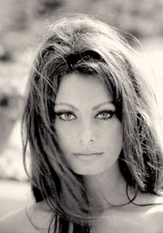 Get Sophia Loren's beach hair with 'salt spray'. Loads of options in the shops at the moment.