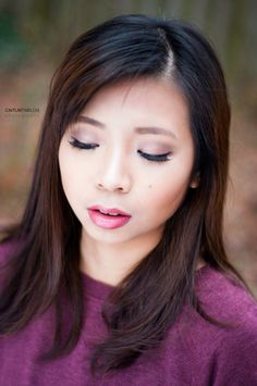 #beauty #makeup #headshot #mac #asian #beautyshot #glamour