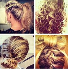 Marvelous 1000 Images About Hairdos On Pinterest Wedding Hairdos Windy Hairstyles For Women Draintrainus