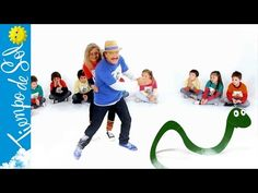 Fun dances, songs and movements to use with your bilingual students in your immersion or Spanish class as brain breaks. Get you students up and moving. Preschool Spanish, Brain Breaks, Spanish Class, Musical, Youtube, Kindergarten, Student, Children, Sports