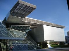 The Akron Art Museum, Ohio, EEUU #Museos