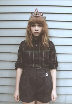 Tavi Gevinson, the inspiring young blogger and founder of rookiemag