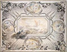 Risultato della ricerca immagini di Google per http://www.arthermitage.org/Jean-Baptiste-Marie-Pierre/Design-for-a-Ceiling-Decoration.jpg