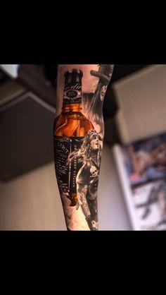 Loving this motley crue tattoo