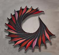 """""""Птица мечты"""" шаль спицами в технике свинг - Форум по вязанию спицами и вязанию крючком. Все-сама.ру"""