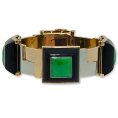 Georges Fouquet Art Deco Bracelet - jewelry - We're Obsessed - Fashion - Instyle.com