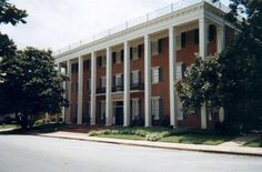 Delta Zeta, University of Alabama <3 My home away from home