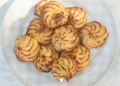Pommes duchesse Shrimp, Almond, Veggies, Potatoes, Snacks, Meat, Recipes, Food, Christmas